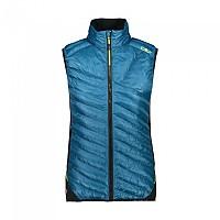 [해외]CMP Woman Hybrid Vest 4137702981 Deep Lake