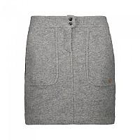 [해외]CMP Skirt 4137702842 Grey M.