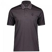 [해외]스캇 10 Casual Short Sleeve Polo Shirt 1137511068 Heather Grey