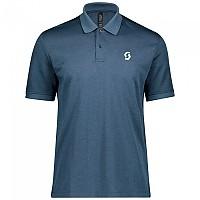 [해외]스캇 10 Casual Short Sleeve Polo Shirt 1137511069 Nightfall Blue