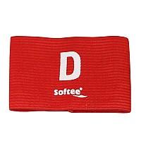 [해외]SOFTEE Field Delegate Armband 3137772917 Red