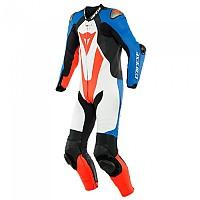 [해외]다이네즈 Laguna Seca 5 Perforated 9137779662 White / Light Blue / Black / Fluo Red