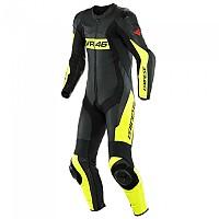 [해외]다이네즈 VR46 Tavullia Perforated 9137779666 Black / Fluo Yellow
