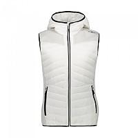 [해외]CMP Woman Vest Fix Hood 4137702365 B.Co Gesso