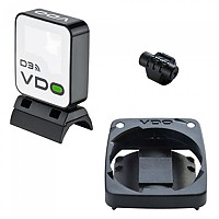 [해외]VDO M-Series Speed Kit Wireless D3 1137771139 Black