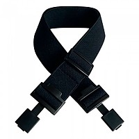 [해외]VDO M-Series Heart Rate Elastic Strap 1137771145 Black
