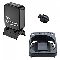 [해외]VDO Sensor Speed Kit M-Series M1/M2 WL For Second Bike 1137771148 Black