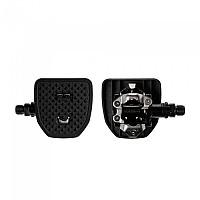 [해외]PEDAL PLATE Platform 2.0 For Shimano SPD-MTB/룩 X-Trak 1137803063 Black