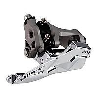 [해외]스램 Via GT Low Clamp 31.8/34.9 mm Dual Pull 1137778860 Silver / Black