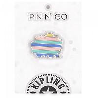 [해외]키플링 Stripy Cloud Pin Mix Col Ss20