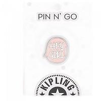 [해외]키플링 Talking Hey Girl Pin Mix Col Ss20