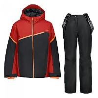 [해외]CMP Kid Set Jacket+Pant 5137702940 Ferrari
