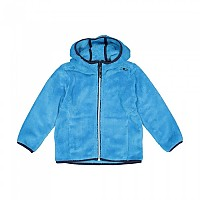 [해외]CMP Child Jacket Fix Hood 5137780044 River