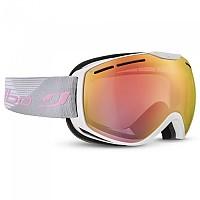 [해외]줄보 Fusion Ski Goggles 4137740211 White / Grey / Pink