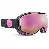[해외]줄보 Ventilate Ski Goggles 4137740214 Black / Pink