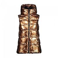 [해외]CMP Woman Vest Fix Hood 4137702464 Bronze