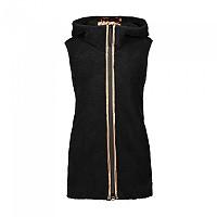 [해외]CMP Woman Vest Fix Hood 4137702870 Black