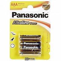 [해외]PANASONIC Pack 4 LR-03 AAA 1137706716 Silver