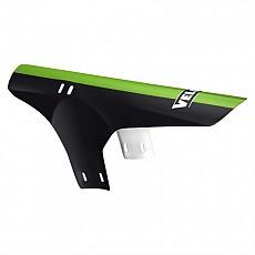 [해외]VELOX Snap On Under Saddle Rear 1137654167 Black / Green