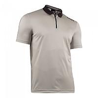 [해외]UYN Freemove Short Sleeve Polo Shirt 1137801010 Pearl Grey / Anthracite