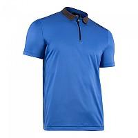 [해외]UYN Freemove Short Sleeve Polo Shirt 1137801011 Victoria Blue / Anthracite