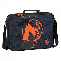 [해외]SAFTA Nerf School 6L Navy / Orange / Black