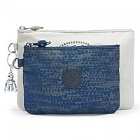 [해외]키플링 Duo Pouch 137624043 Dynamic Silver