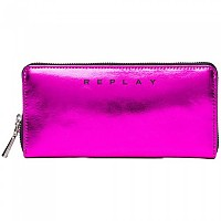 [해외]리플레이 FW5249 Wallet 137655259 Laminated Pink_