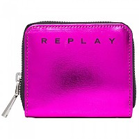 [해외]리플레이 FW5251 Wallet 137655261 Laminated Pink_
