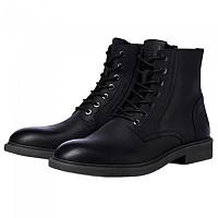 [해외]잭앤존스 Karl Leather Man137819768 Black