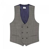 [해외]HACKETT Sr Grey Window Pane Double Waistcoat Grey / Light Grey