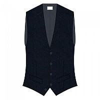 [해외]HACKETT Wool Herringbone Mouline Dark Blue
