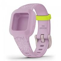 [해외]가민 Vivofit Junior 3 Strap 4137824426 Floral Pink
