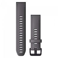 [해외]가민 QuickFit 20 Strap 4137834799 Shale Grey