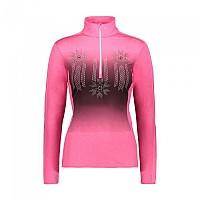 [해외]CMP Woman Sweat 4137702700 Pink Fluo Melange