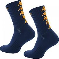 [해외]카파 Eleno Pack 3 Units Socks 4136668144 Blue Marine / Orange