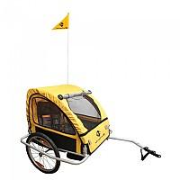 [해외]M-WAVE Stalwart Kid Easy Light 1137642114 Black / Yellow