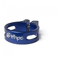 [해외]TFHPC Pro Seat Clamp With Titanium Bolt 1137825494 Blue