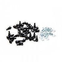 [해외]RACE FACE Atlas/Aeffect Pin Kit 1137810288 Black / Silver