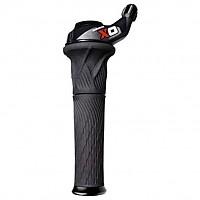 [해외]스램 Mandos X0 Grip Shift 3X10 Silver Con Lock-On 1136003197 Red