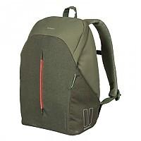 [해외]BASIL B-Safe Commuter USB Hook-On 18L 1137754934 Green