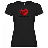 [해외]KRUSKIS I Love Downhill 1137814825 Black