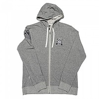 [해외]RACE FACE Crest 1137806221 Grey / White