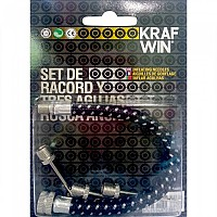 [해외]KRAFWIN Racords And Needles Set 3137542633 Metallic