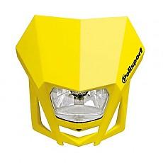 [해외]POLISPORT LMX 9137613565 Yellow RM 01