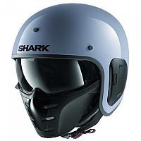 [해외]샤크 S-Drak 2 Blank Convertible Helmet 9137761158 Nardo Grey