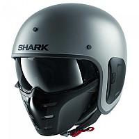 [해외]샤크 S-Drak 2 Blank Convertible Helmet 9137761160 Matte Anthracite H.D