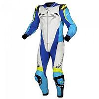[해외]MACNA Voltage Suit 9137000990 White / Blue / Neon Yellow