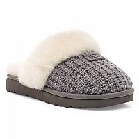 [해외]UGG Cozy Slippers Charcoal