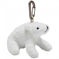[해외]노르디스크 Polar Bear Key Hanger 4137814260 Chocolate